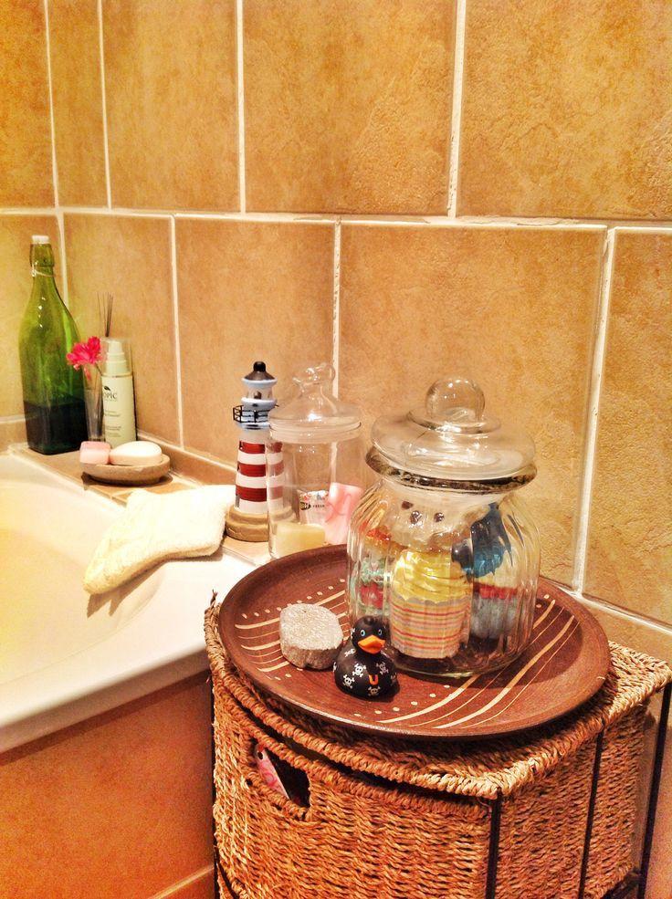 Lush Bath Bombs Storage