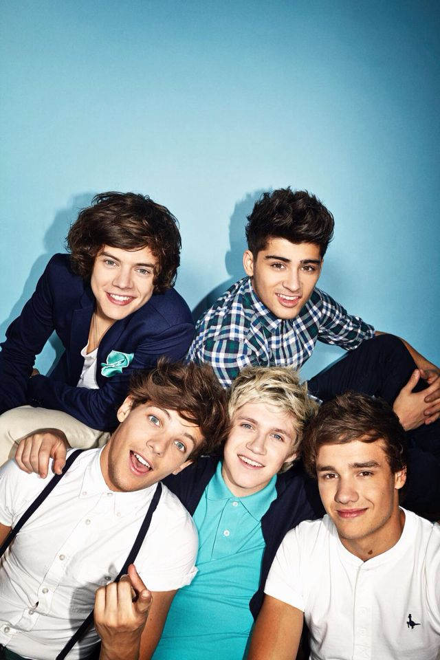 Unseen One Direction Photoshoot From 2012 I M Pretty Sure