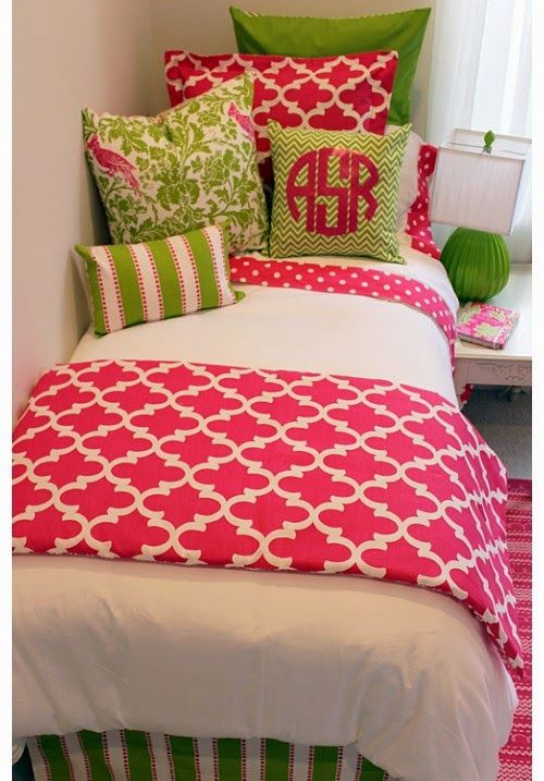 Design Your Own Dorm Room: Dorm Room Bedding, Dorm Bedding Sets