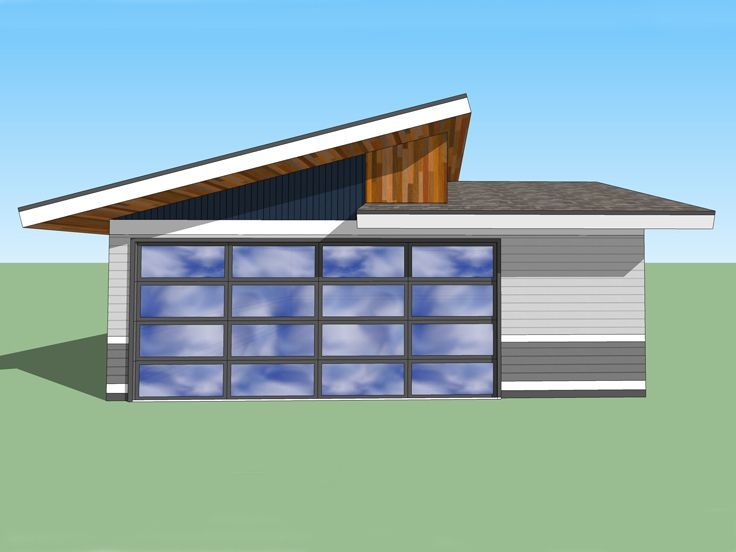 Plan 056g 0001 Garage Plans And Garage Blue Prints From The Garage Plan Shop Garage Plans Modern Style House Plans Garage Apartment Plans