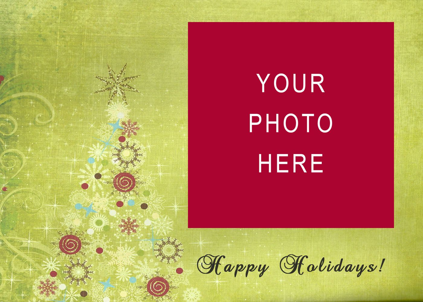 11 Christmas Card Templates Free Download Images Christmas Intended Fo Free Holiday Photo Card Templates Christmas Card Templates Free Printable Holiday Card