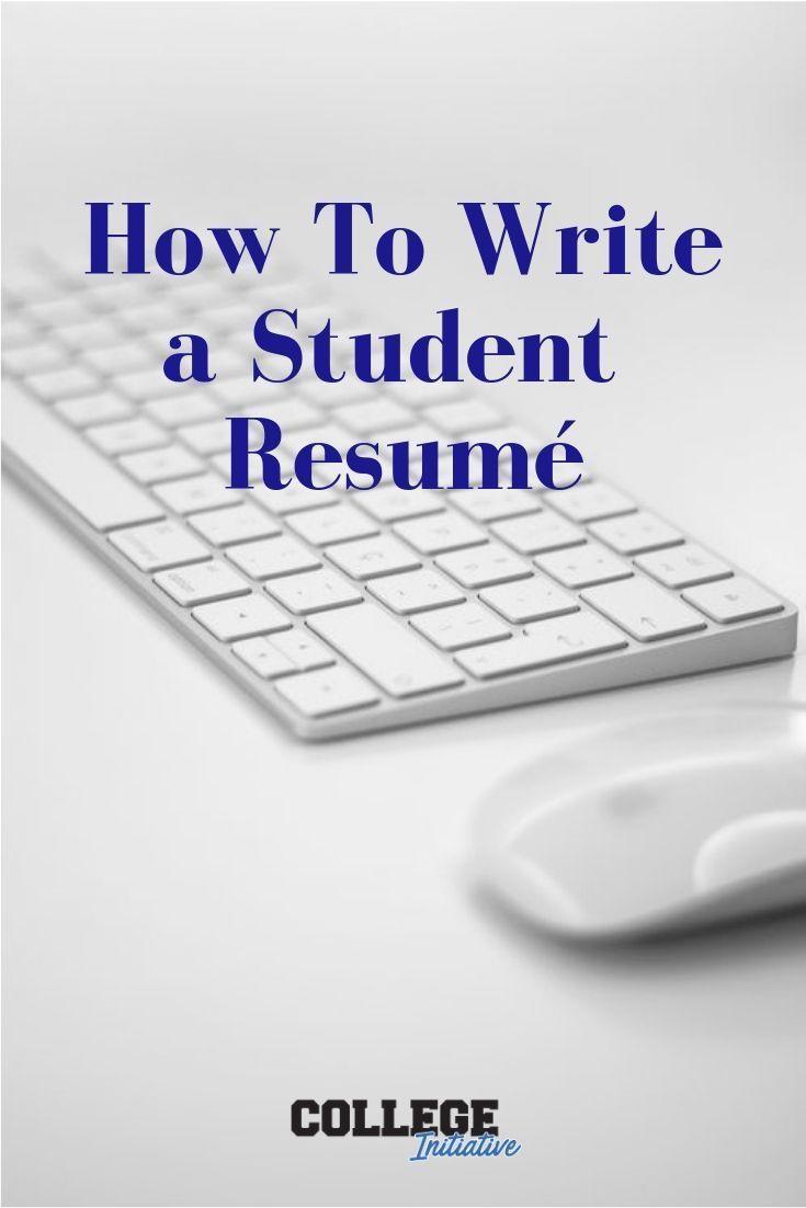A wellwritten student resum can enhance a students