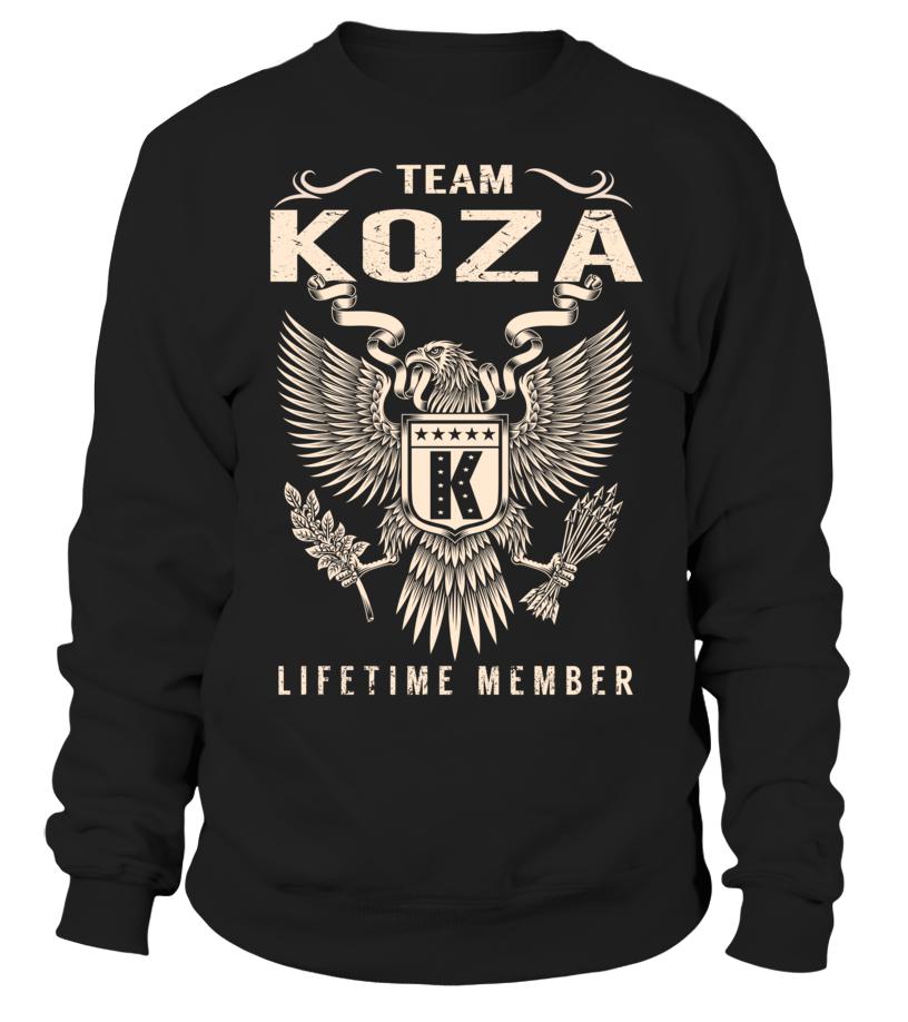 Team KOZA Lifetime Member