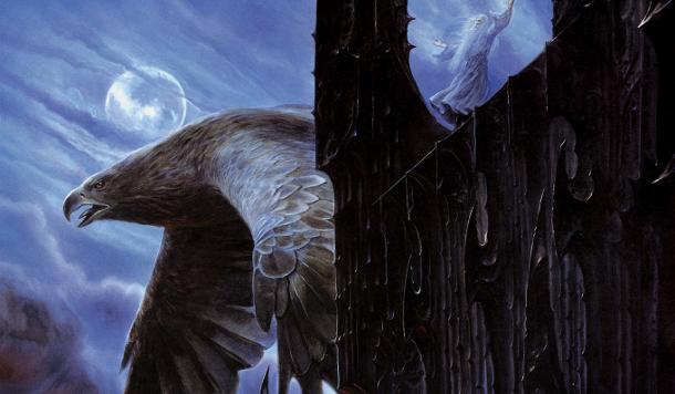 As águias de Tolkien