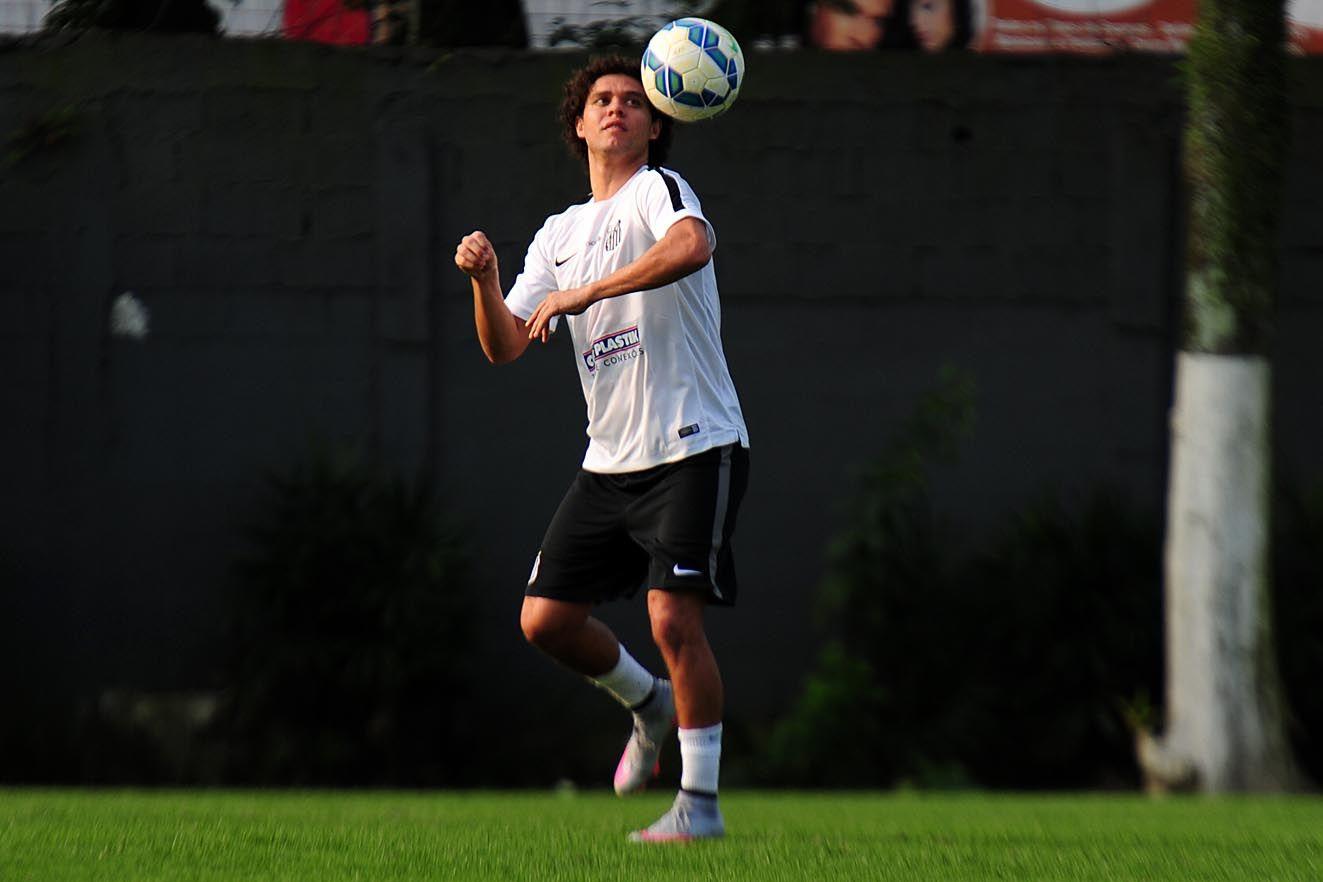 Sem Ferraz, Dorival relaciona 23 atletas do Santos contra o Flamengo #globoesporte