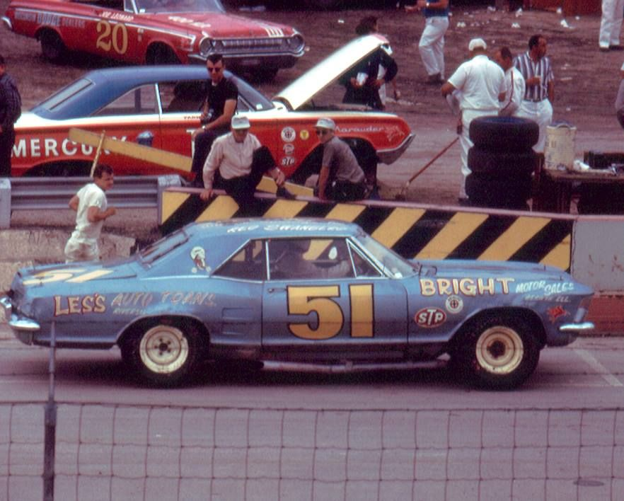 Red Swanberg In Buick Riviera USAC Racing Series Pinterest - Buick stock