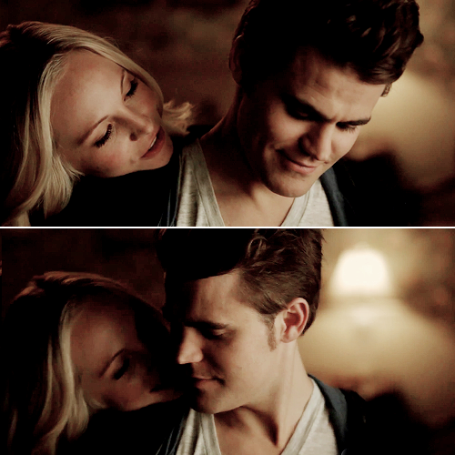 Image de steroline, stefan salvatore, and tvd