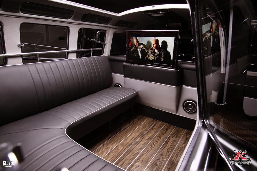 Custom Vw Bus Interior Kindig It Design