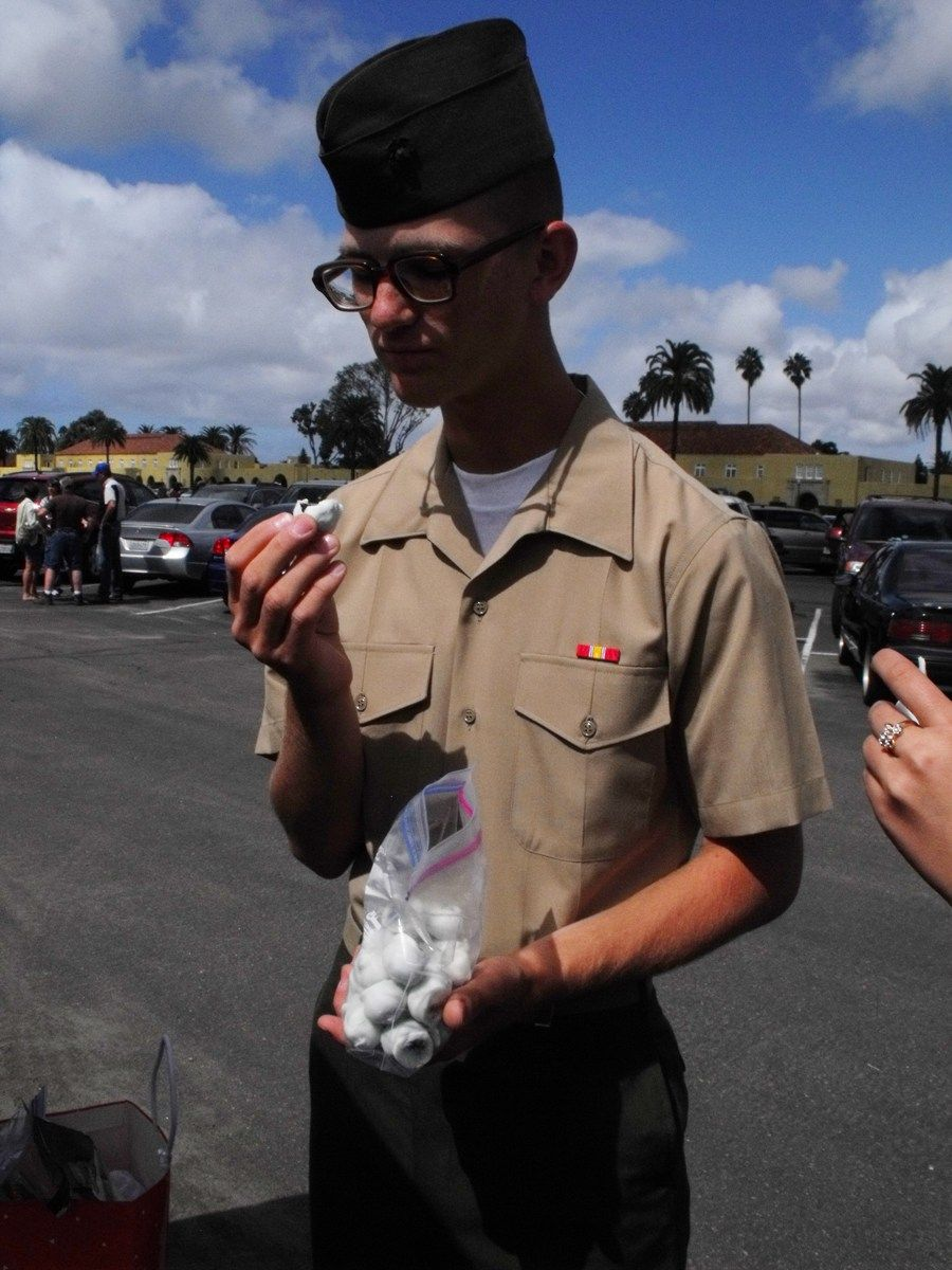 Do You Have A New Marine Graduating At Mcrd San Diego In The Marine Corps Don T Marine Corps Bootcamp Graduation Marine Corps Bootcamp Marine Corps Graduation