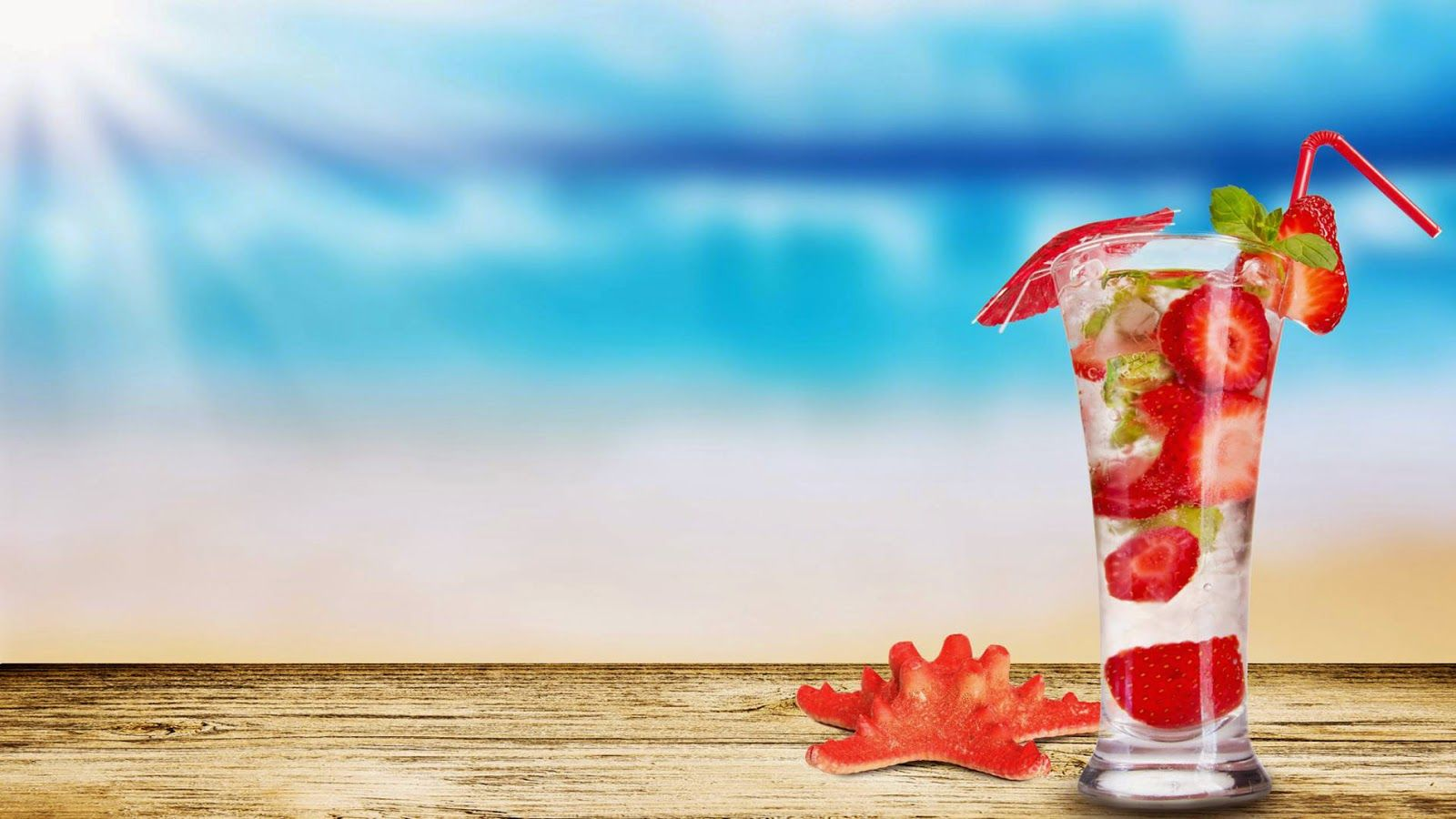 Strawberry Mojito Summer Beautiful  Amazing Hd Wallpapers 100% High Definition HD and High Quality Most HQ Picture, Image, Wallpapers free download for Your Devise Version.....