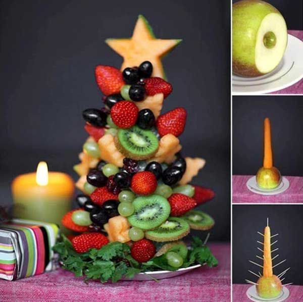 Christmas is a special time of the year it is about family friends how to make a christmas fruit tree food fruit dessert jello christmas christmas recipes christmas food christmas party favors christmas desserts solutioingenieria Image collections