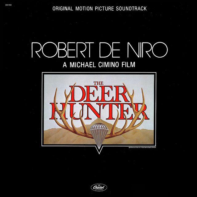 Stanley Myers The Deer Hunter Deer Hunters Soundtrack Vinyl Record Album