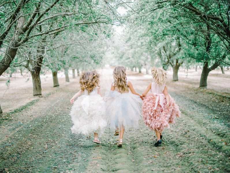 "Couture Flower Girl Dresses By Amalee Accessories | @Mariel ""Maya"" ""Maya"" ""Maya"" Hannah"