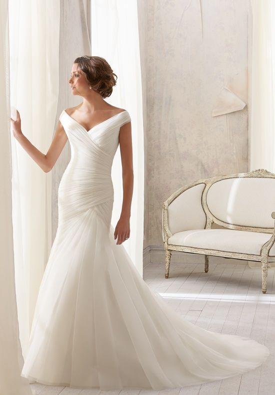 Blu by Madeline Gardner 5210 Wedding Dress - The Knot