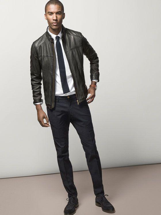 82cf1cb8d Moda Hombre | Tendencias en ropa para hombre otoño invierno 2015 ...