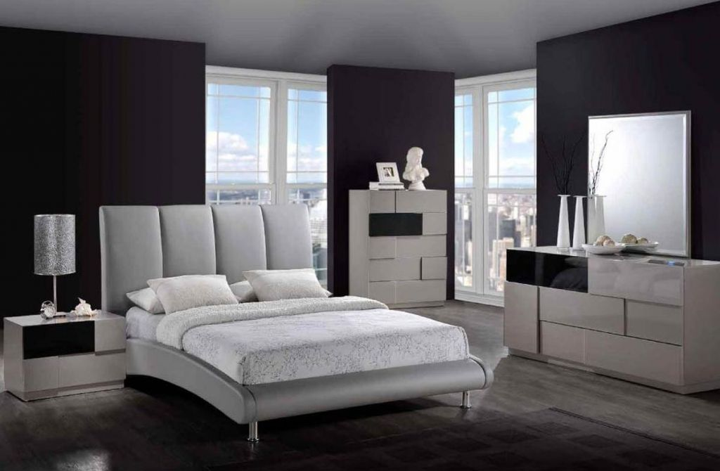 Contemporary Bedroom Furniture Chicago modern bedroom furniture chicago - bedroom interior designing