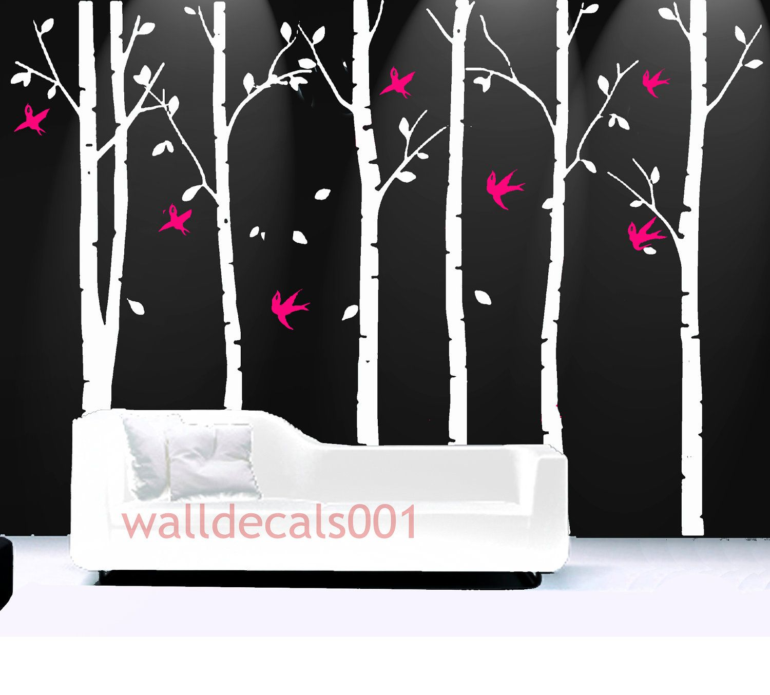 Tree Wall Decals Wall Stickers Wall Decortreedecalkidsbaby - Interior design wall stickers
