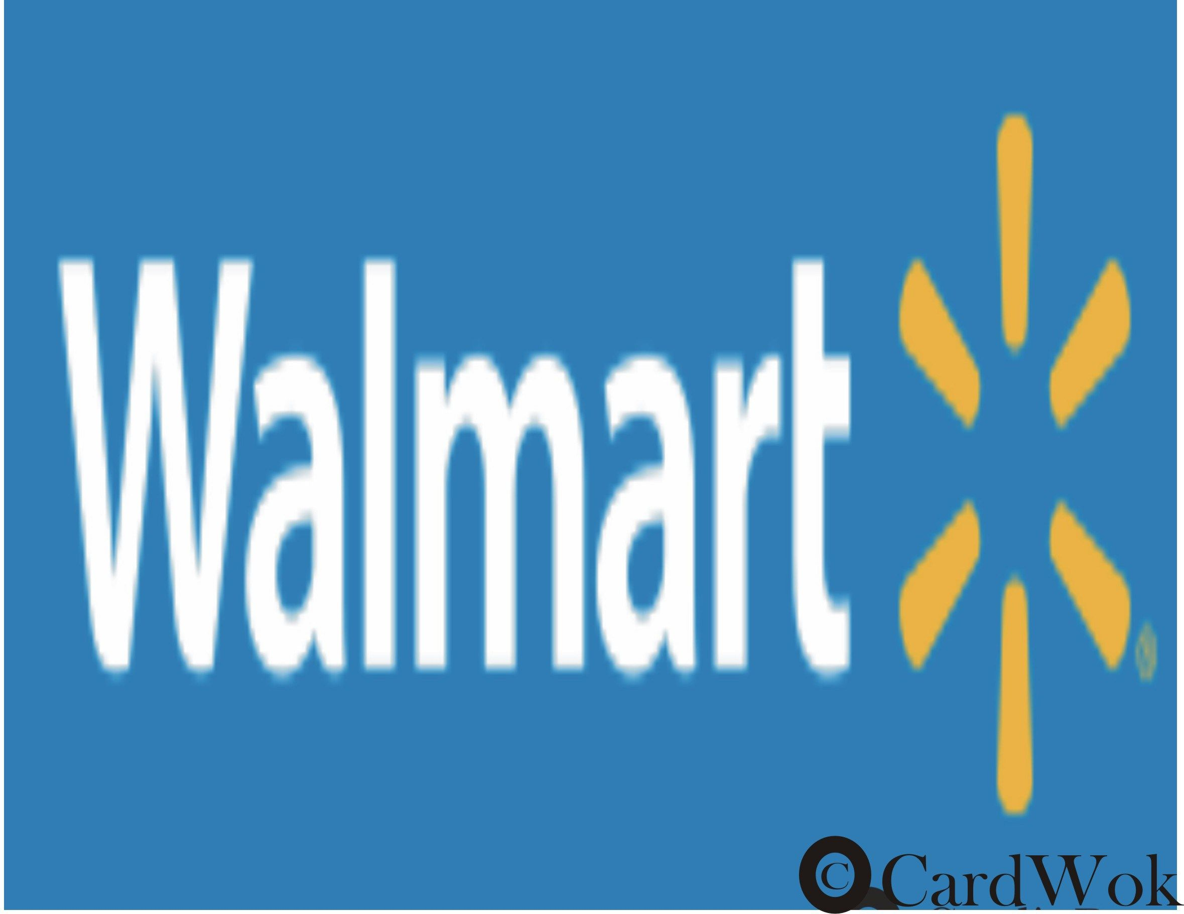 How To Apply For Walmart Credit Card Account Credit card