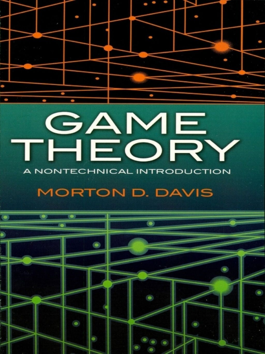 Game Theory (eBook) Game theory, Political problems