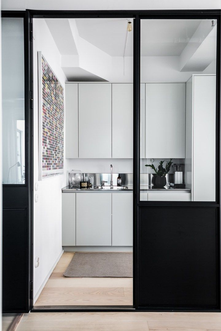 Apartamento tipo loft con grandes ventanales small - Apartamentos tipo loft ...