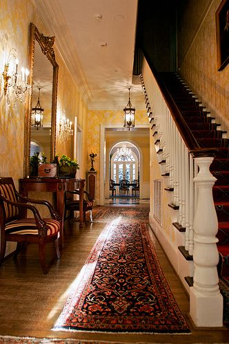 Inside Historic Mansions South Carolina Governors Mansion