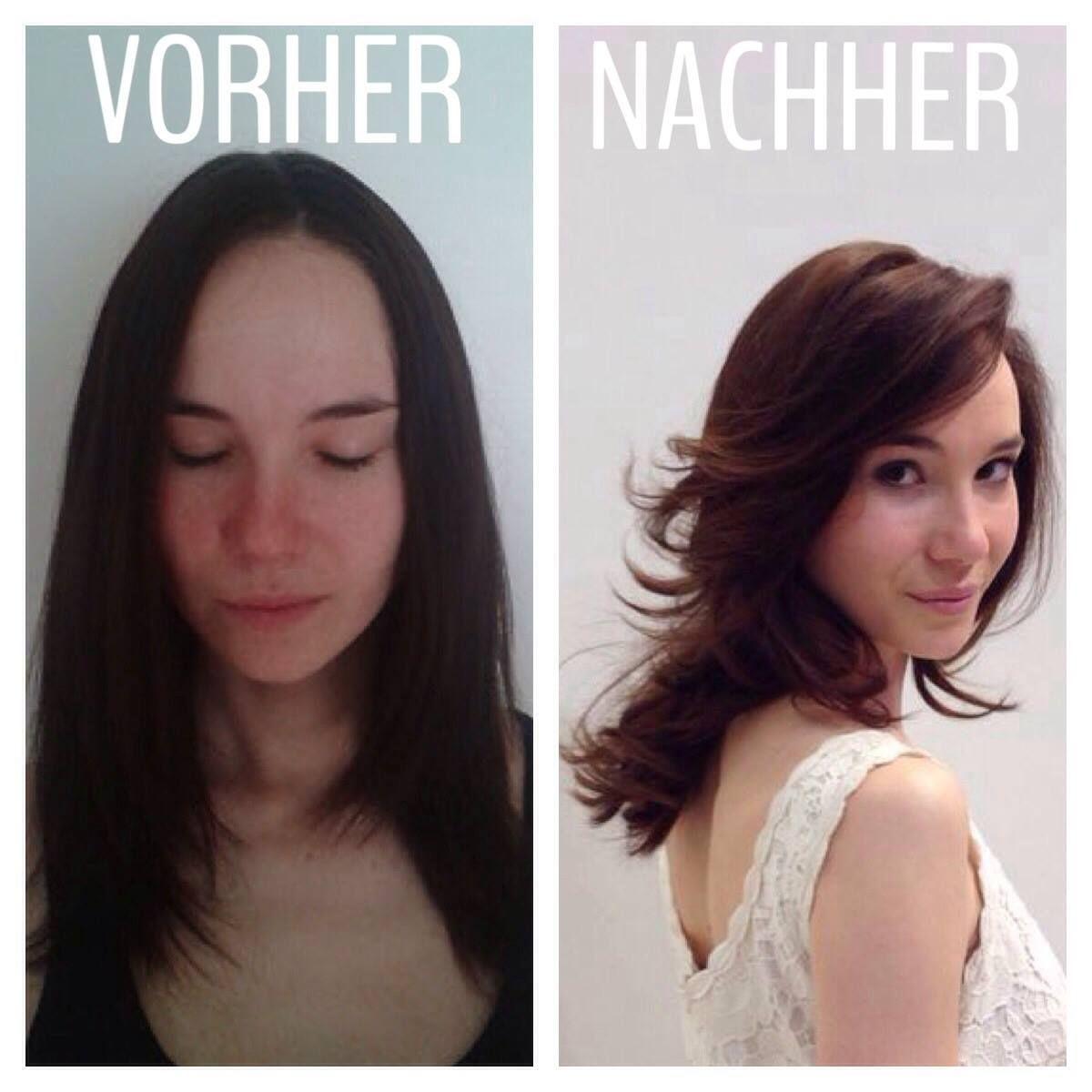 Frisuren Die Junger Machen Ab 40 Vorher Nachher In 2020 Kurzhaarfrisuren Frisuren Haarschnitte Frisuren