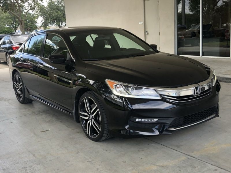 2016 Honda Accord Sport Review and Comparison in 2020
