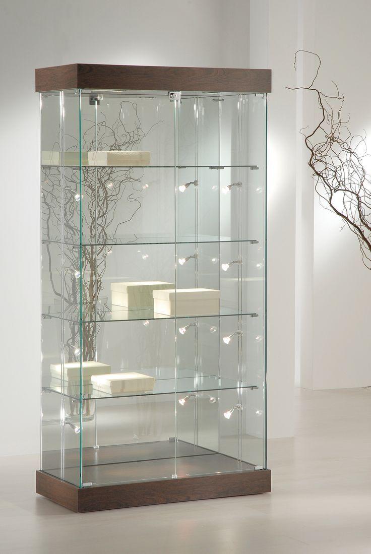 Vintage Furniture Glass Living Room Showcase Design Wood: Image Result For Detolf Living Room