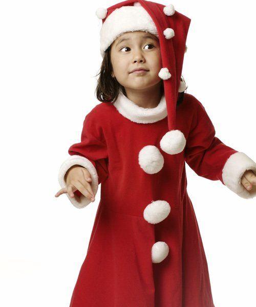 Disfraz de Mamá Noel - Disfraces de Navidad para los niños - Disfraz de mama noel, Disfraces de ...