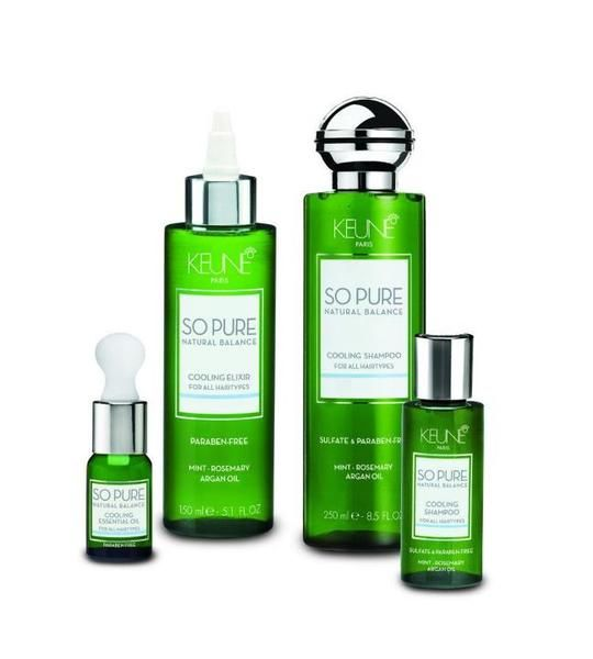 Keune So Pure Another Great Organic Hair Care Line Pure