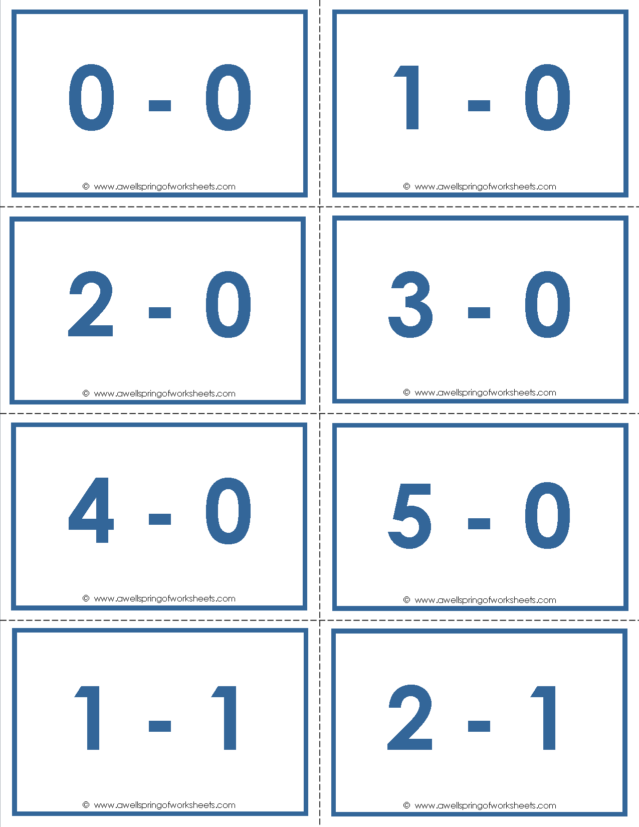 worksheet 1st Grade Math Flash Cards kindergarten subtraction flash cards these 14 sets of are specifically for the