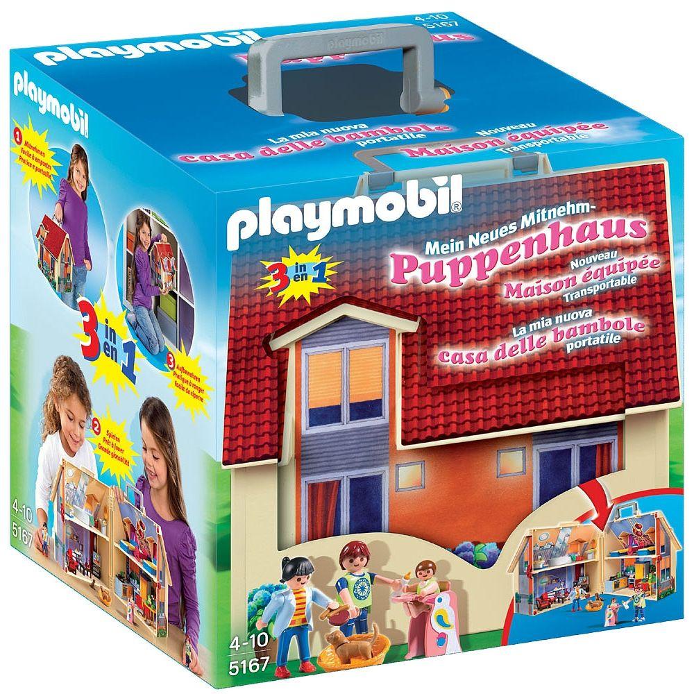 Playmobil Take Along Modern Doll House 5167 Playmobil Toys R