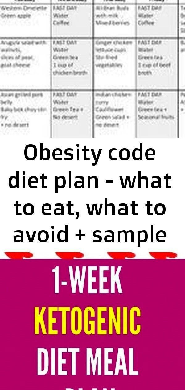 code diet plan  what to eat what to avoid  sample 7day diet  jason fung 7 Obesity code diet plan  what to eat what to avoid  sample 7day diet  jason fung 7 Strawberry Che...