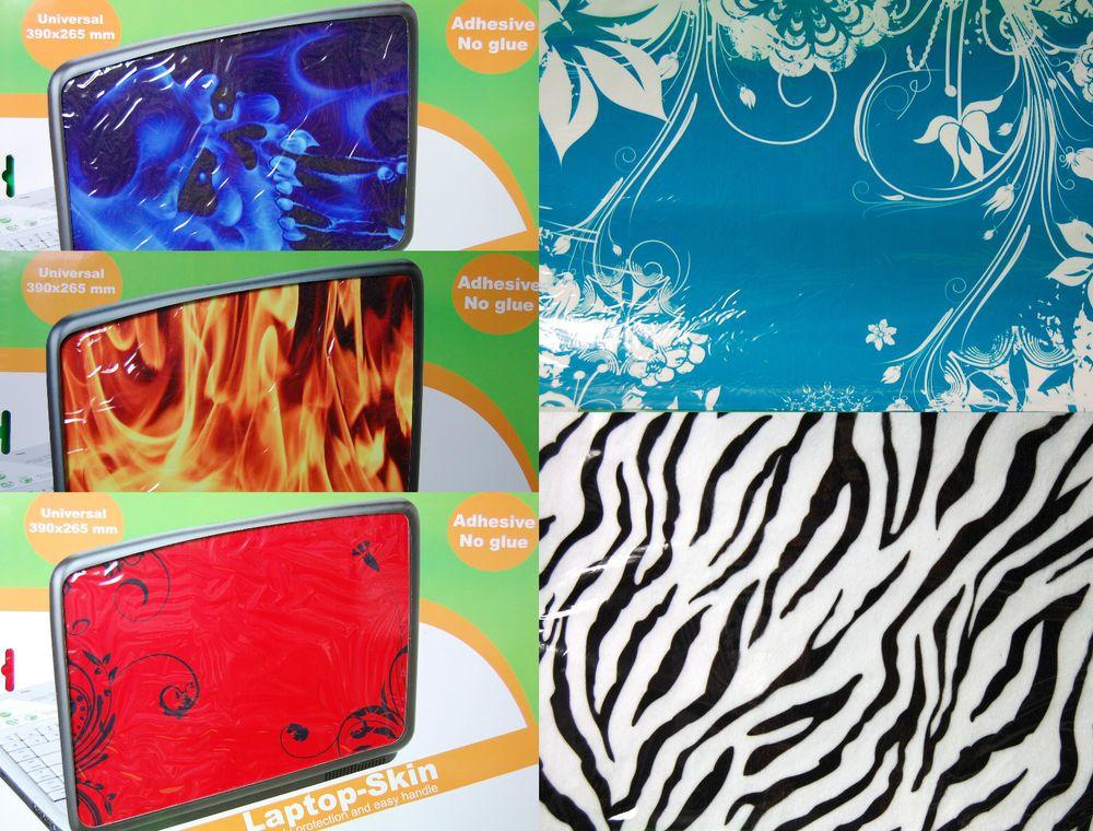 Touchscreen Folie 17 Zoll : notebook netbook laptop skin aufkleber schutzfolie design ~ Kayakingforconservation.com Haus und Dekorationen