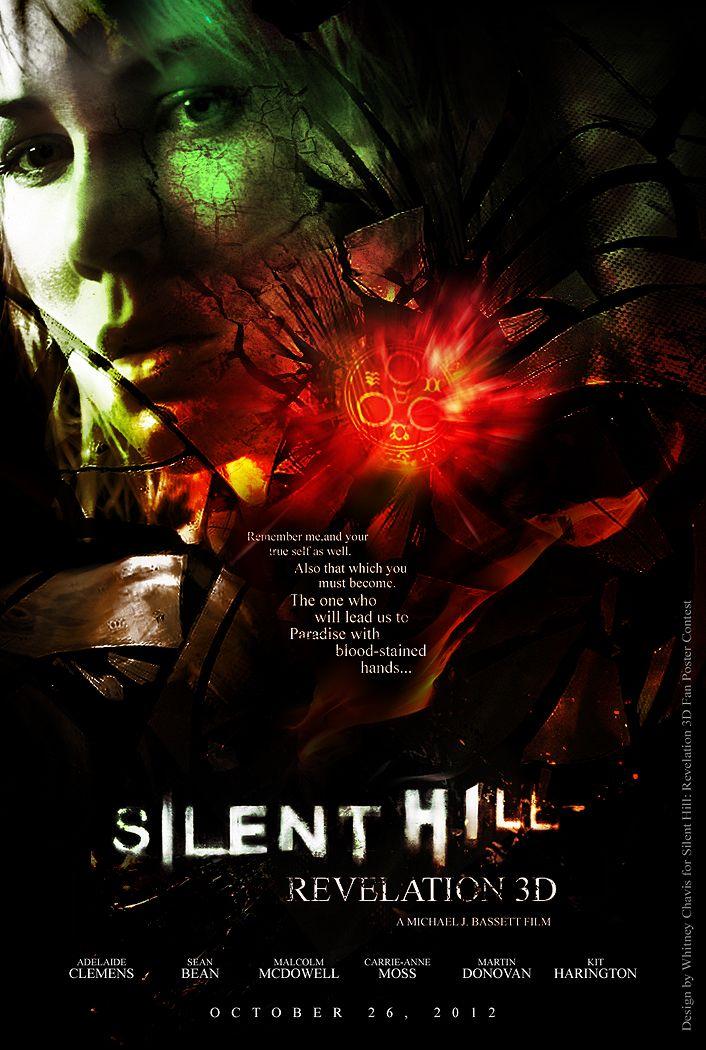 Silent Hill Revelations 3d Poster Silent Hill Silent Hill Revelation Contest Poster