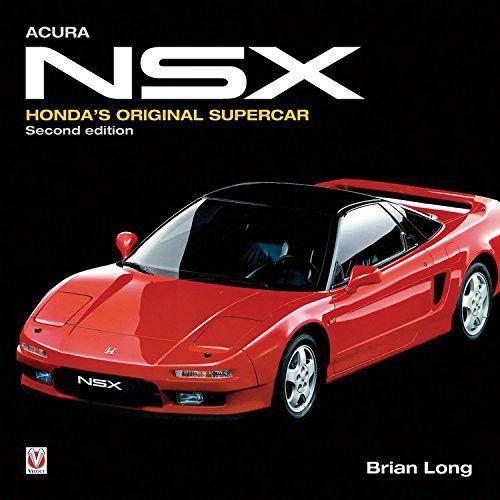 Acura NSX: Honda's Original Supercar