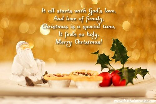 Religious christmas card quotes merry christmas pinterest religious christmas card quotes m4hsunfo