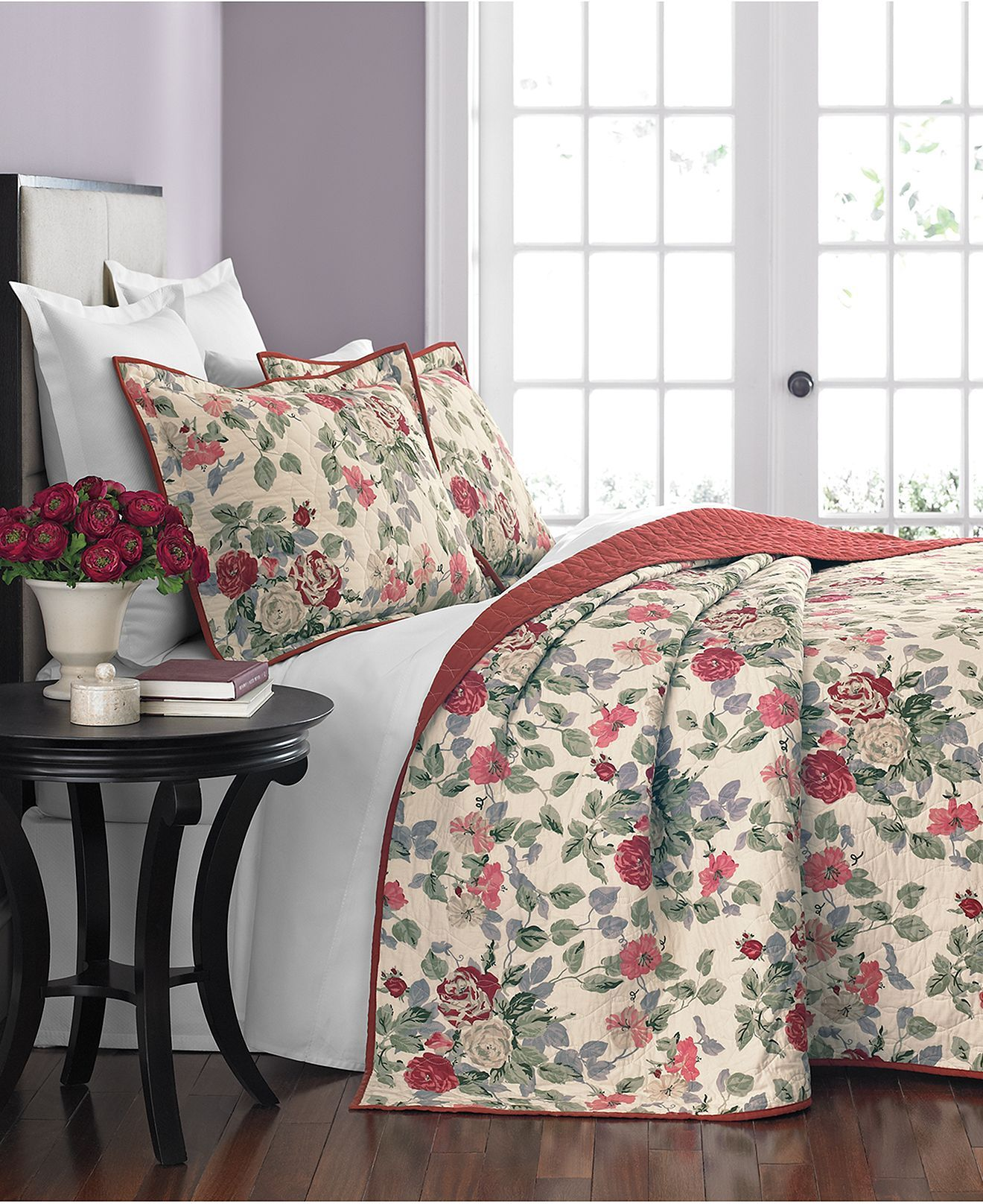 Martha Stewart Collection | Rose bedroom, Home decor ...
