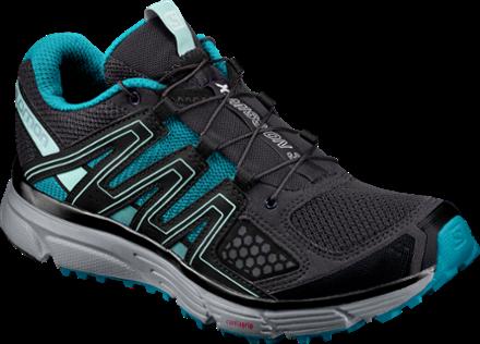 Salomon Women S X Mission 3 Cs Trail Running Shoes Magnet Blue Bird 10 5 Running Shoes Trail Running Shoes Women Trail Running Shoes