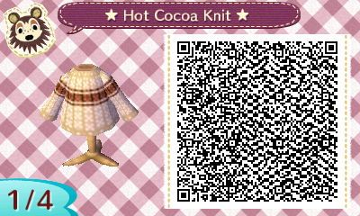 Acnl Qr Code Hot Cocoa Knit Animal Crossing Qr Codes Clothes