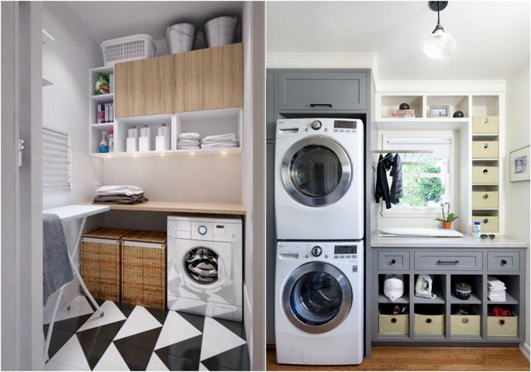 Waschküche die eigene waschküche modern und kreativ gestalten tipps und ideen