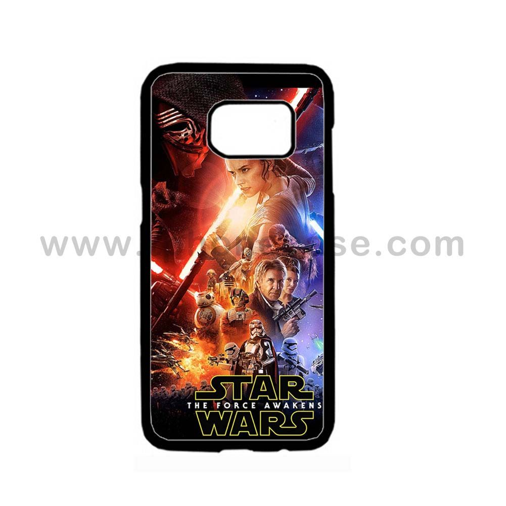 Galaxy S7 Durable Hard Case Design With Star Wars The Force Awakens