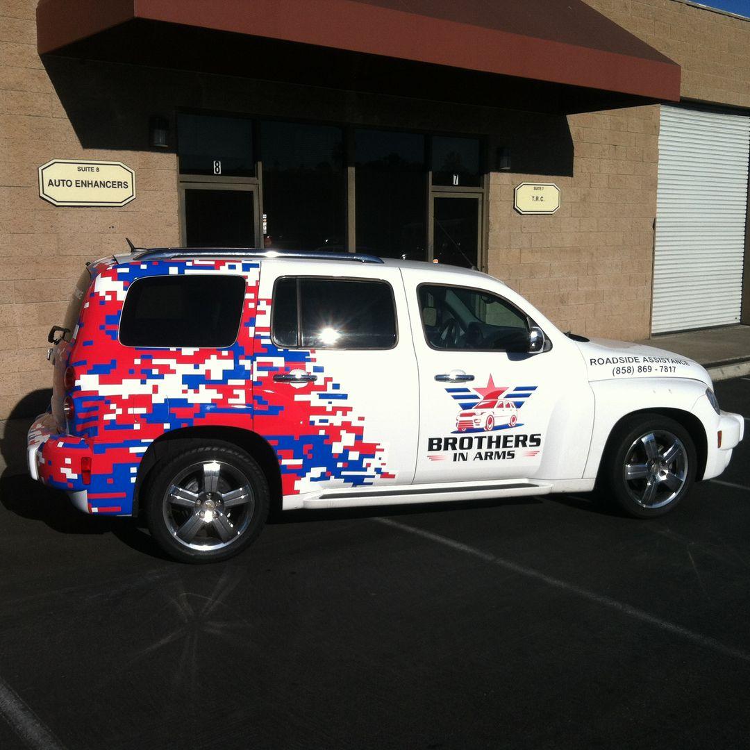 Car Wraps San Diego, Vinyl Vehicle Wrap, Auto, Truck