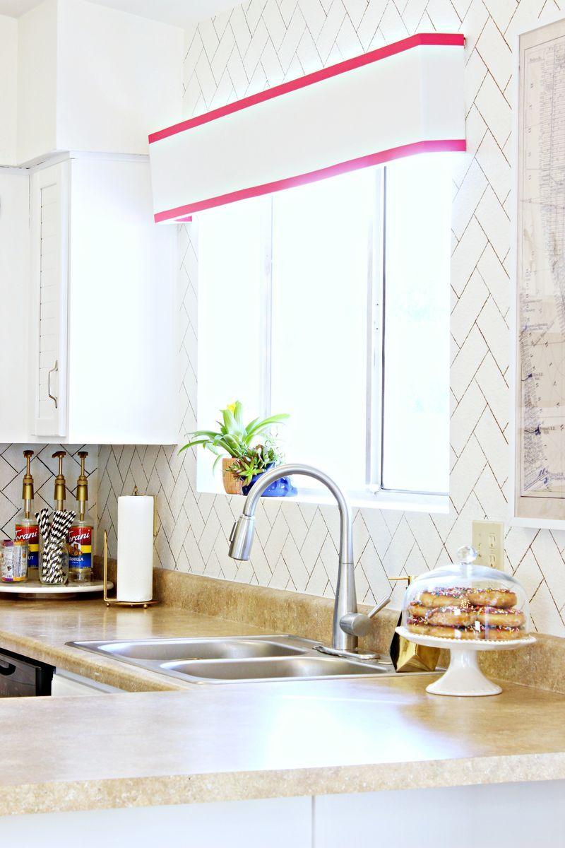 Tiling Around A Window Trendy Kitchen Backsplash Kitchen Design Diy Kitchen Tiles Backsplash