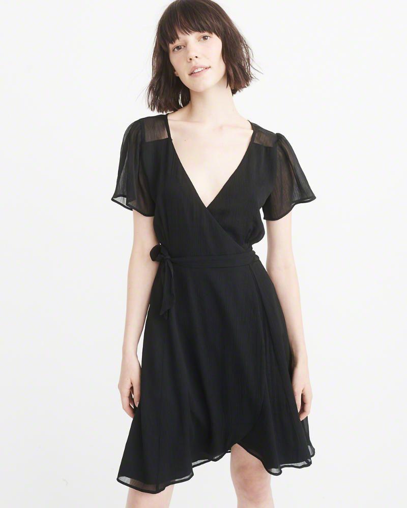 Product Image Chiffon Wrap Dress Wrap Dress Chiffon Wrap [ 1000 x 800 Pixel ]