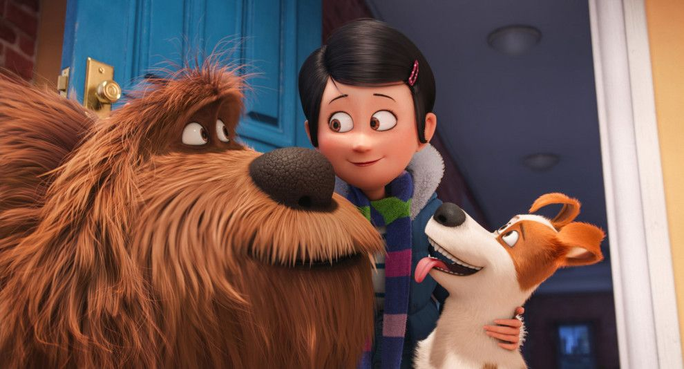 14 Pictures That Show The Secret Life Of Pets Secret Life Of Pets Pets Movie Dog Animation