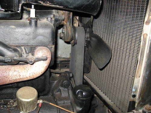 Engine Fan Belt 1926 Ford Model T