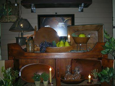 Primitive Dry Sink decorating Ideas | Great Decorating Ideas. Primitive Dry  Sink And