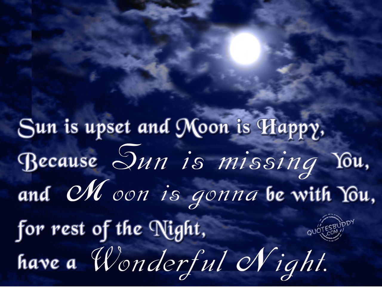 Good Night s to FB Friends