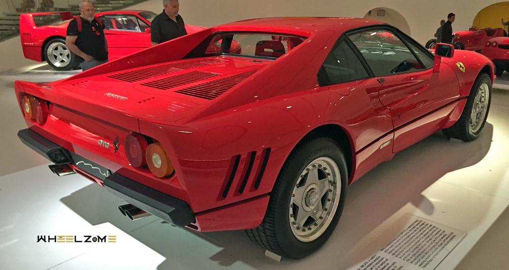 فيراري 288 جي تي او أصل سيارات السوبر لدى الحصان الجامح موقع ويلز Ferrari 288 Gto Ferrari Toy Car